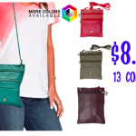 Genuine Leather Crossbody Bags Deal