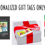20 Personalized Gift Tags (add your text & photo!) only $3.49 Shipped!