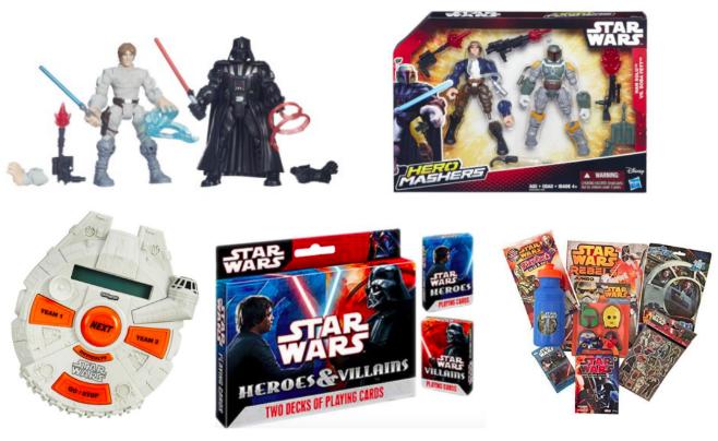 Star Wars stocking stuffer ideas