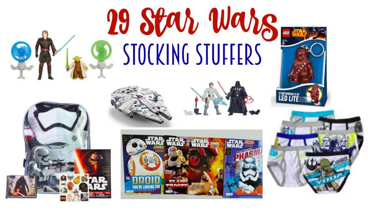 29 Star Wars stocking stuffers