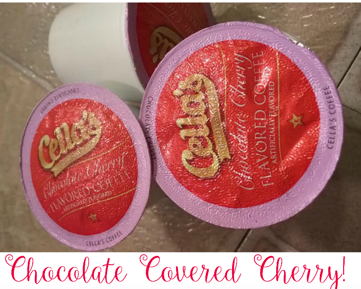 Chocolate Covered Cherry K-cups