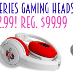 SteelSeries Gaming Headsets only $12.99! Regularly $99.99