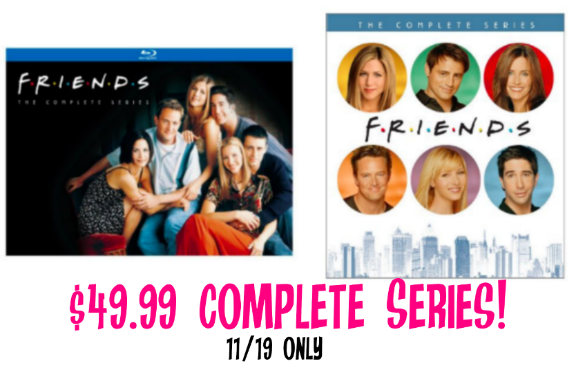 Friends Complete Series $49.99