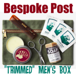 "Holiday Gift Guide: Bespoke Post Men's ""Trimmed"" Beard Box  #holidaygiftguide"