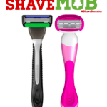 Holiday Gift Guide: ShaveMOB Affordable, High Quality Razors #holidaygiftguide