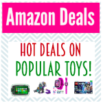 Amazon Toy Deals Roundup! VTech, Minions, Disney, Fisher-Price + More!
