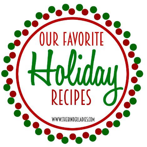 Holiday Recipes Roundup