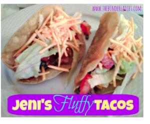 Jeni's Fluffy Tacos