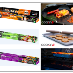 Cookina: Make Baking, Cooking and Grilling Cleaner & Easier!
