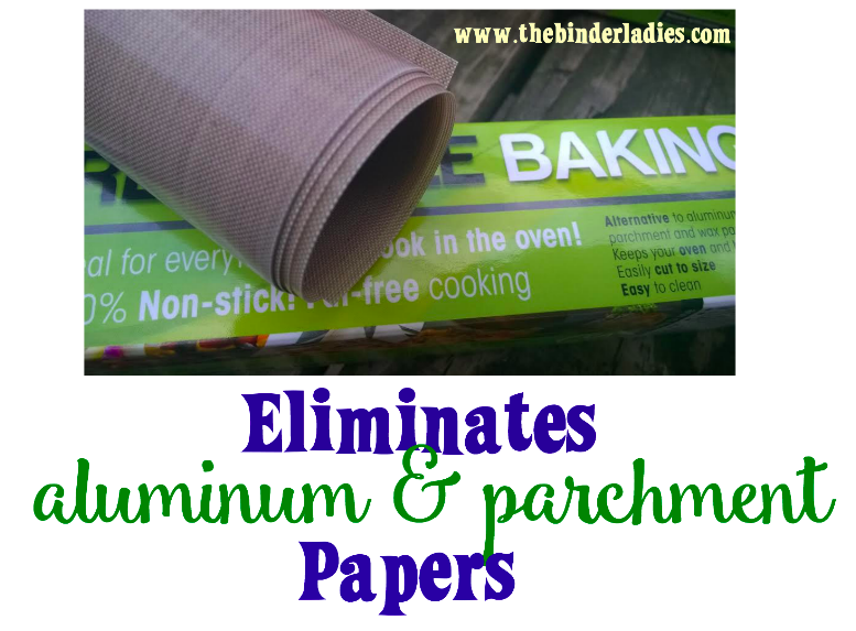 Cookina Resuable Sheets