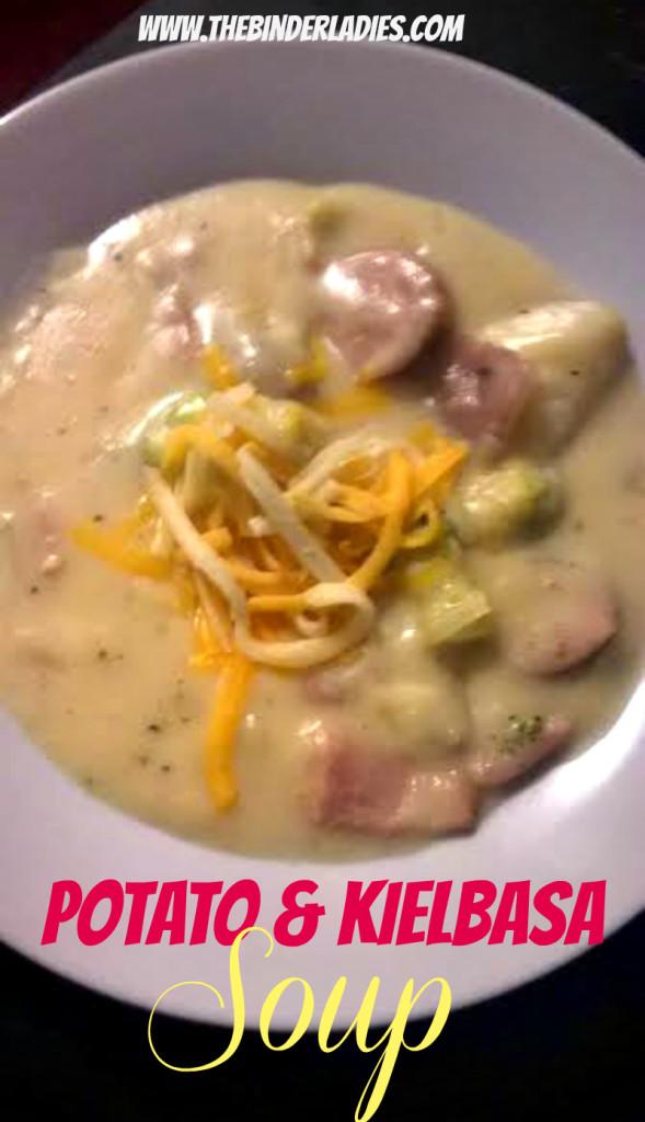 Potato & Kielbasa Soup
