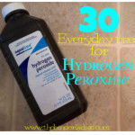 30 everyday uses for hydrogen peroxide