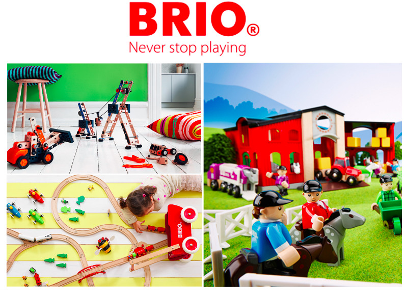 BRIO classic toys review - high quality toys that last a lifetime!
