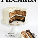 Day 3: The Piecaken [#12DaysOf Mother's Day]