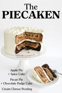 Day 3: The Piecaken [#12DaysOf Mother's Day]