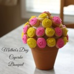Day 8: Mother's Day Cupcake Bouquet [#12DaysOf Mother's Day]