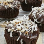 Day 7: Chocolate Coconut Cupcakes [#12DaysOf Mother's Day]