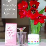 Day 12: DIY Mother's Day Scented Candle [#12DaysOf Mother's Day]
