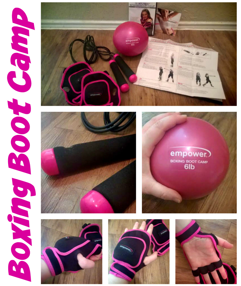 Boxing Boot Camp Workout from Empower Fitness