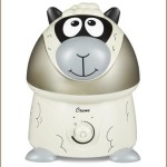 """Crane Cool Mist Humidifiers """"Sidney the Sheep"""" Review"""