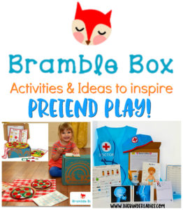 Bramble Box: Kids' Subscription Boxes Inspiring Creativity!