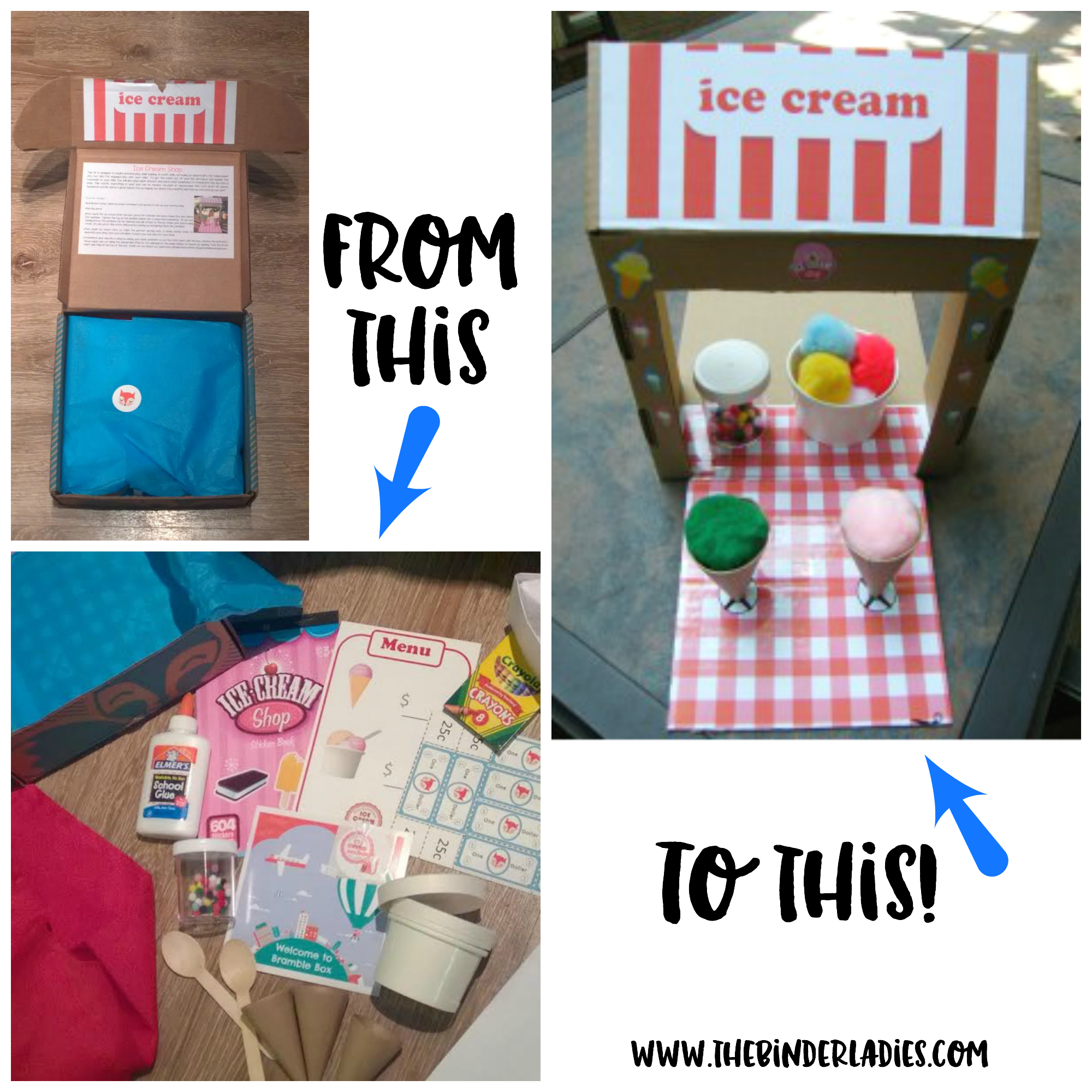 Bramble Box - inpsire creativity and imagination with these brilliant subscription boxes for kids!