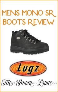 Lugz Men's Mono SR Boots Review