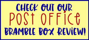 Bramble Box Post Office Review