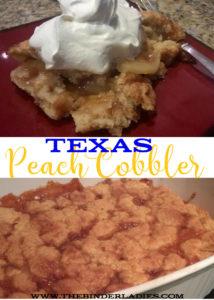 Peach Cobbler Recipe – Ridiculously Delicious!