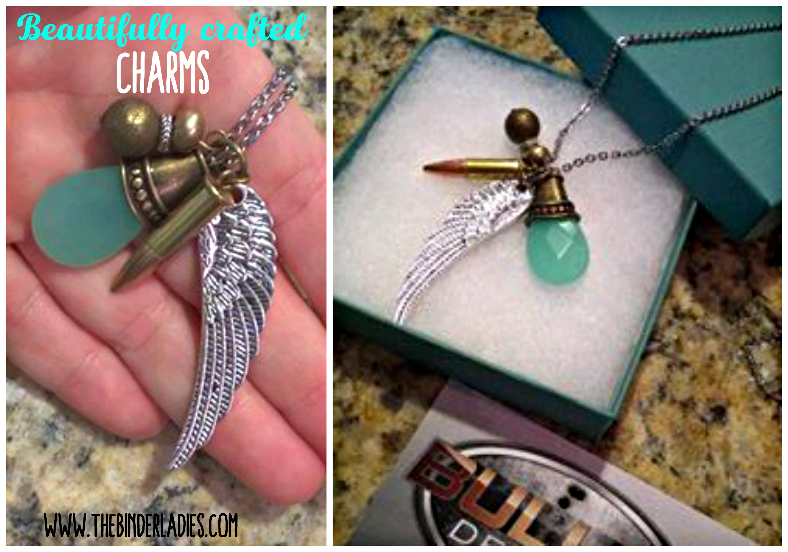 Bullet Designs Wing & Prayer 22 Caliber Bullet Charm Necklace Review
