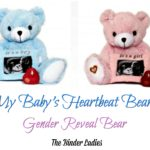 Review: Gender Reveal Bears by My Baby's Heartbeat Bear