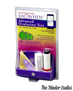 Review: KNOWHEN Advanced Ovulation Test