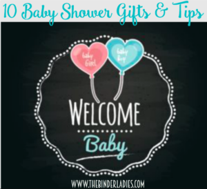 10 Baby Shower Gift Ideas & Tips