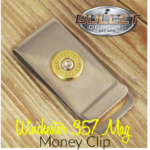 Holiday Gift Guide: Bullet Designs Winchester .357 Mag Money Clip