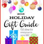 The Binder Ladies' 2016 Holiday Gift Guide! Gift Ideas For Everyone In Your Life!