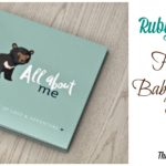 Holiday Gift Guide: RubyRoo Baby Heirloom Baby Memory Book