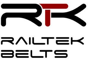 Railtek Belts - no holes, affordable and stylish!