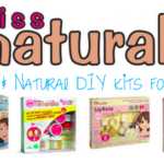 Giveaway! Enter to Win 2 DIY Kits from Kiss Naturals! 3 Winners!