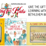 *GIVEAWAY* Enter to Win 5 Bethlehem Books & 5 Audio Books!