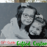Holiday Gift Guide: Paint Your Own Photos with Gifted Custom Art