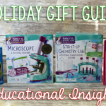 Holiday Gift Guide: Educational Insights Toys