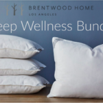 Holiday Gift Guide: Brentwood Home Sleep Wellness Pillow Bundle