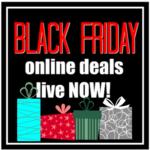 *HOT!* Black Friday Online Deals Live NOW!  Huge List of The Best Deals!