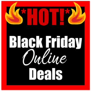 The HOTTEST Black Friday Deals Today