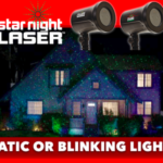 Holiday Gift Guide: Light Up Your Home with Star Night Laser Dancers