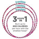 Giveaway! Enter to Win a Cardio Dance Hoop from Empower Fitness!!