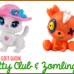 Holiday Gift Guide: Kitty Club and Zomlings