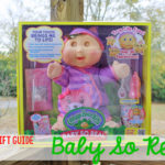 Holiday Gift Guide: Cabbage Patch Kids Baby So Real Doll