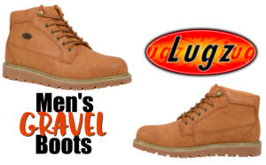 Holiday Gift Guide: Lugz Men's Gravel Boots