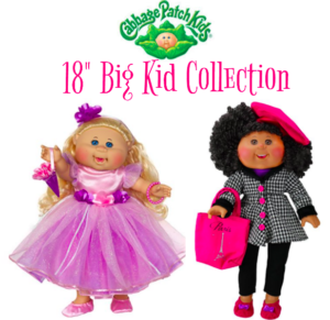 Our Favorite New Toy – 18″ Cabbage Patch Kids Dream Collection!
